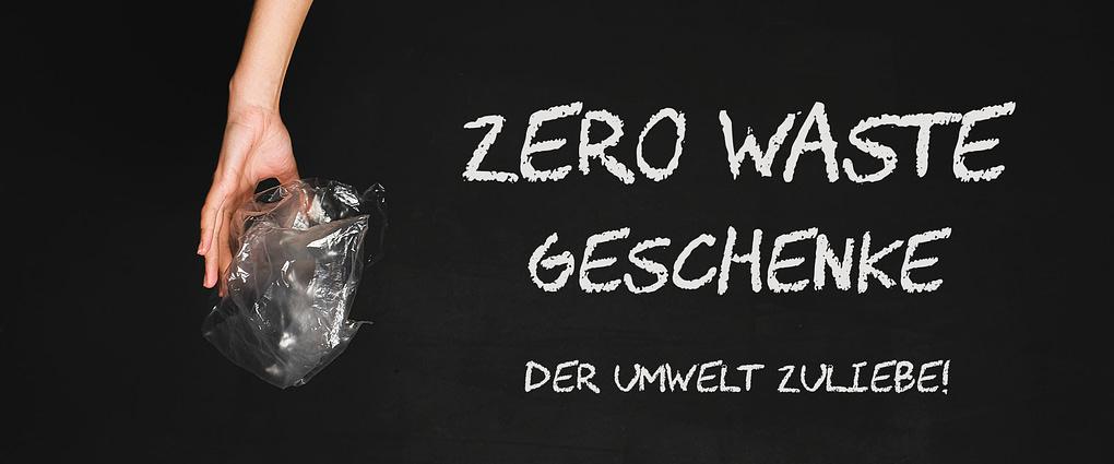 Zero Waste Geschenke